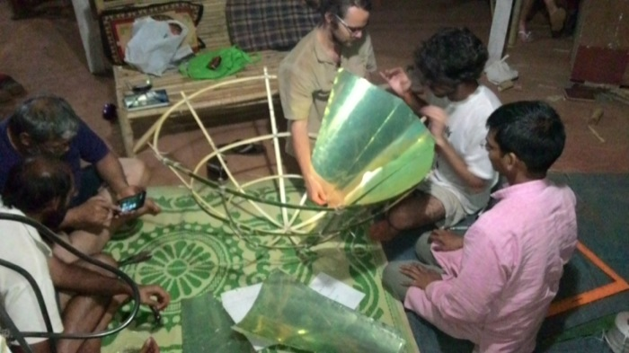 Parabolic Solar Cooker 2
