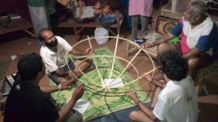 Parabolic Solar Cooker 3